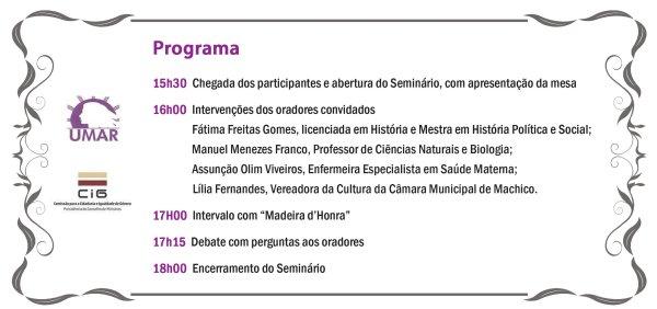 Convite 2 Madeira