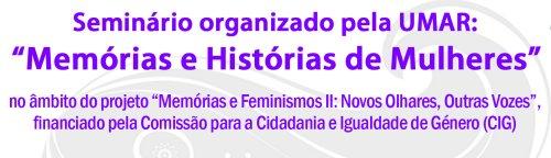 Memórias de Histórias de Mulheres