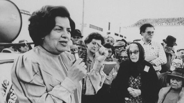 Maria de Lourdes Pintasilgo – 1930-2004