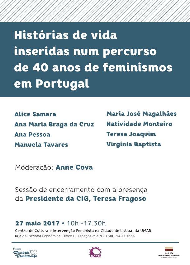 memorias feminismos 40anos