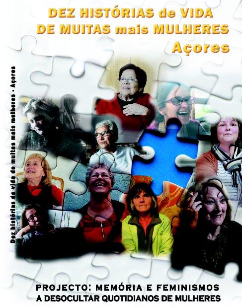 Dez histórias de vida de muitas mais mulheres – Açores