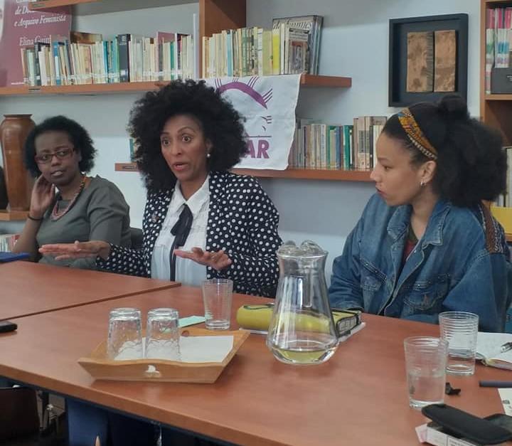 Tertúlia com Mulheres Negras e Afrodescendentes